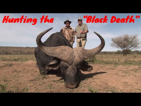 """Hunting Africa Episode 3: Hunting the Cape Buffalo """"The Black Death"""""""