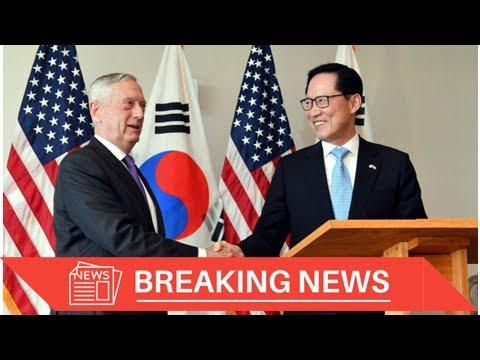 [Breaking News] Matti wanted to keep the pressure n. Korea