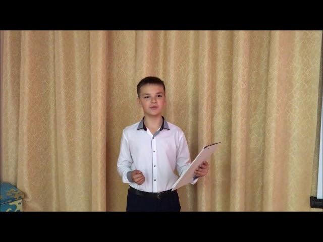 Алексей Проценко читает произведение «Матери» (Бунин Иван Алексеевич)