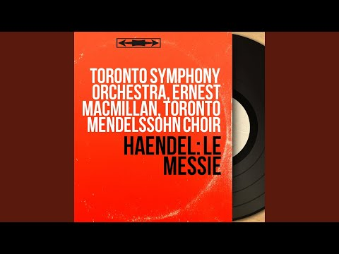 Messiah, HWV 56, Pt. 2: No. 26, All We Like Sheep Have Gone Astray