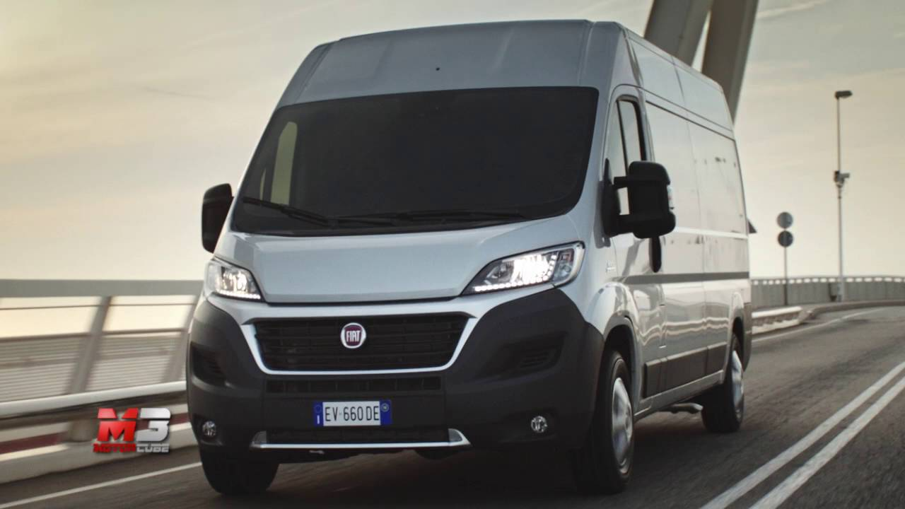 new fiat ducato 2016 first test drive only sound youtube. Black Bedroom Furniture Sets. Home Design Ideas