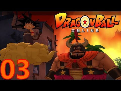 FRYPAN MOUNTAIN! - Dragon Ball Online: Global - PlayThrough Part 3 [Live Stream]