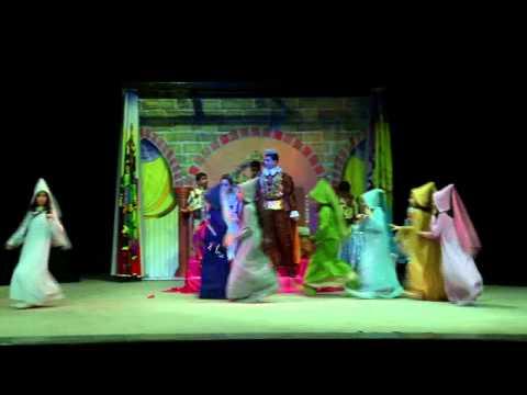 مسرحية الأميرة النائمة -  Sleeping Princess Show