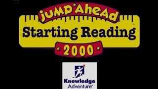 Jump Ahead Starting Reading (2000) PC Gameplay