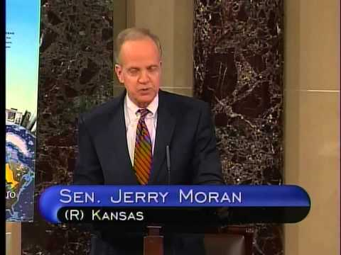 Sen. Jerry Moran Discusses the Startup Act and Canada
