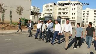 Emlak Yönetimi Genel Müdür Yardımcısı Apaydın, Nusaybin'deki TOKİ Konutlarında incelemelerde bulundu