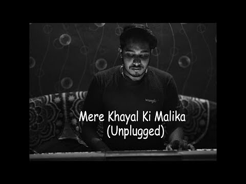 Mere Khayalo Ki Malika (Unplugged) | Abhijeet Bhattacharya | David (Cover)