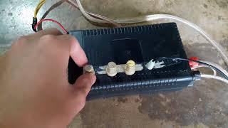 amply tda3020 2 kênh