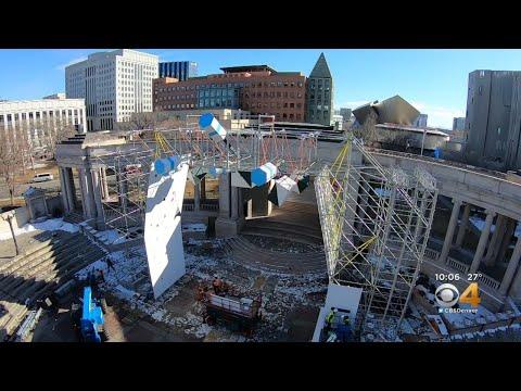 BEARDO - Denver Gets Ready For The Ice Climbing Championships