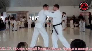 Семинар и детская аттестация Aikido Yoshinkan в dojo Shigakukan 29 января 2017 год видео 3(, 2017-01-31T11:17:41.000Z)