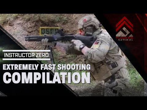 FAST SHOOTING COMPILATION | Instructor Zero | Tac Pills vol.1