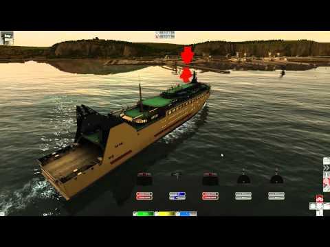European Ship Simulator gameplay |
