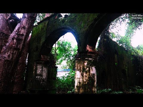 Most Haunted Place in Mumbai Abandoned 500 year old St. John's Baptist Church