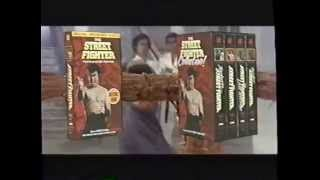 The Street Fighter (1974) – The Street Fighter Collection (1996) Promo (VHS Capture)