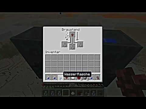 minecraft tränke brauen leicht gemacht - YouTube