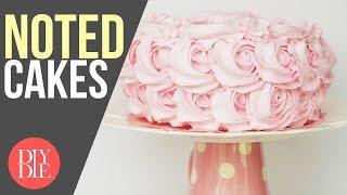 Noted: Ep. 24 - Cakes (DIY E-liquid Flavor Notes)