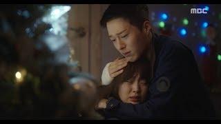 [Come and Hug Me]이리와 안아줘ep.15,16Ki-yong shed tears as he  embraces the trembling Ki-joo20180614