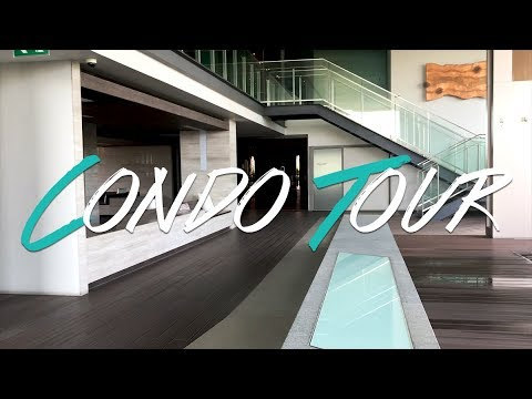 Bangkok Luxury Condo Tour - The Room Wongwian Yai BTS