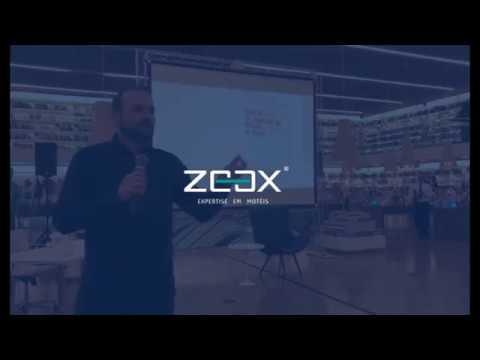 Palestra de Lançamento do Livro sobre o Mercado de Motéis no Brasil!