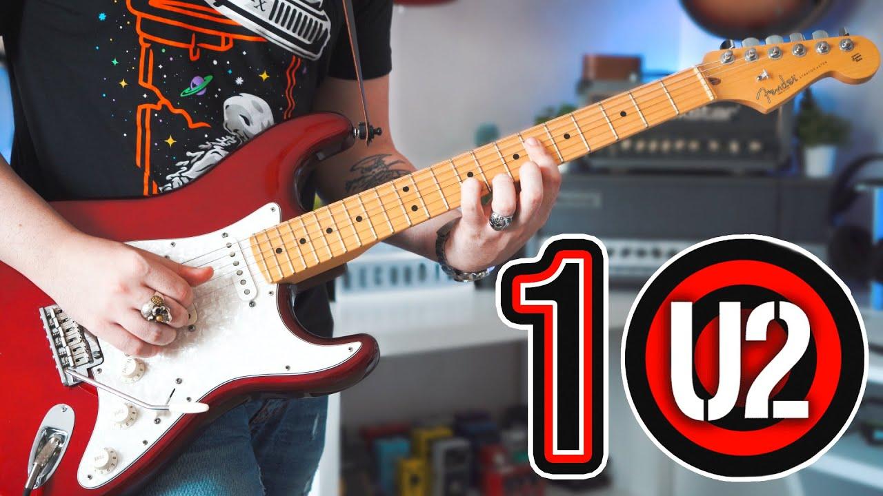 Top 10 Guitar Riffs: U2 | J Rocket Clockwork