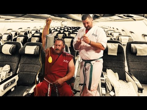 United Airlines Defense with Master Ken