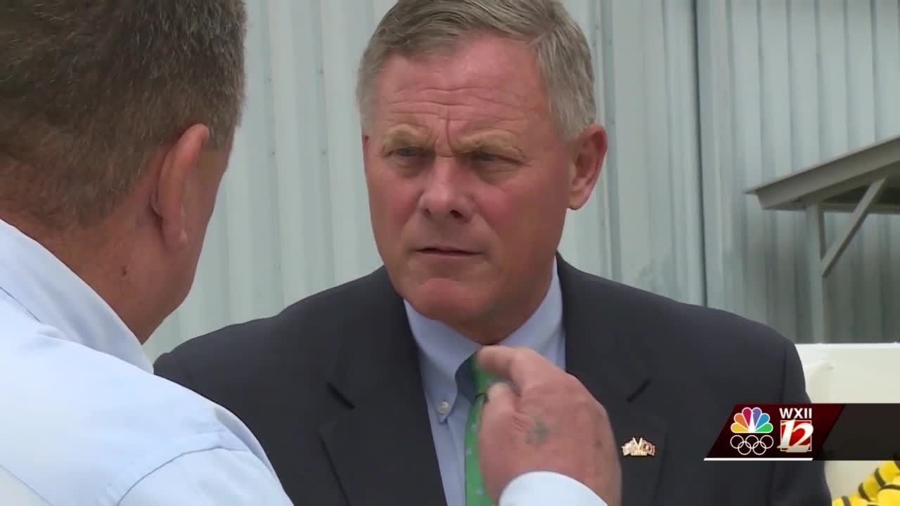 Sen. Burr caught in secret recording warning contributors but not the public about pending threat...