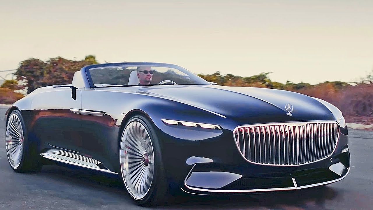 mercedes maybach 6 cabriolet extreme luxury youtube. Black Bedroom Furniture Sets. Home Design Ideas