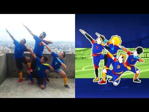 Just Dance 2018 - Waka Waka (Football Version)   5 Stars
