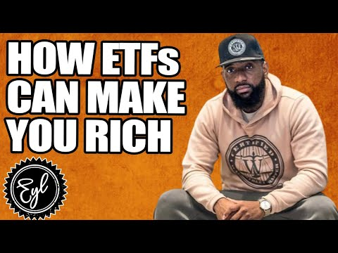HOW ETFs CAN MAKE YOU RICH