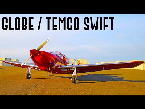 1949 Globe / Temco Swift GC-1B aircraft review