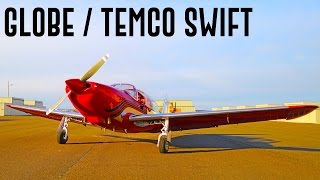 1949 Globe / Temco Swift GC-1B aircraft review