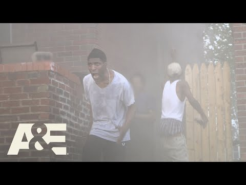 Live Rescue: Basement Fire Engulfs House (Season 1) | A&E