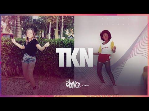 TKN – Rosalía, Travis Scott (Coreografia Oficial) Dance Video | #FiqueEmCasa e Dance #Comigo