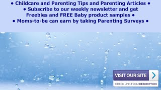Childcare and Parenting Tips