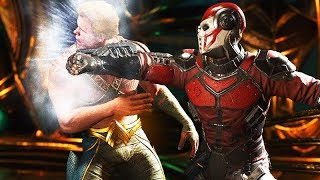 INJUSTICE 1 and 2 All Supermoves (Includes HELLBOY and All Premier Skins) 1080p 60FPS