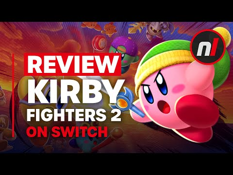 Kirby Fighters 2 Review - Is It Worth It?