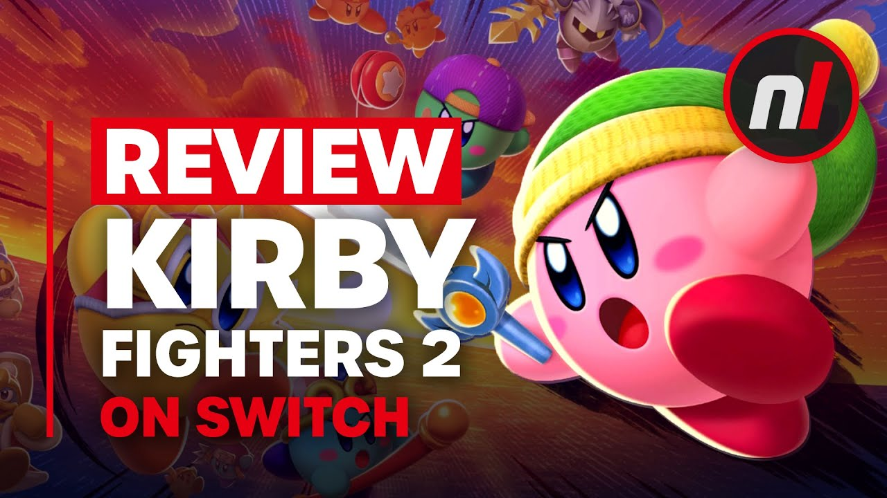 Kirby Fighters 2 Nintendo Switch Review - Is It Worth It?