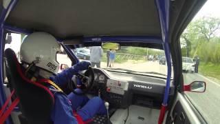Gilberto Tonelli - Peugeot 106 rallye 1.3 N2 - 14° slalom Colle San Marco (Ascoli Piceno)