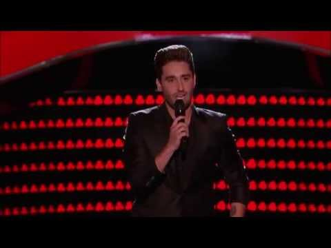 Soulful Rendition of Viktor Kiraly Whats Going On - The Voice USA 2015 Blind Audition