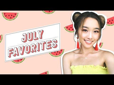 July Favorites 2017