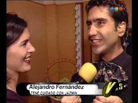 Entrevista a Alejandro Fernández - Versus
