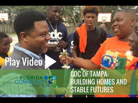 FCLF and CDC of Tampa, Stability in East Tampa Neighborhoods