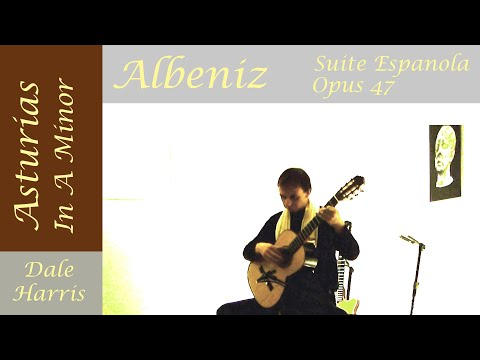 Asturias In The Wrong Key (Albeniz transcribed by Dale Harris)