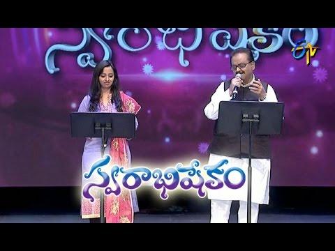 Andama Anduma Song - SP Balasubrahmanyam, Malavika Performance in ETV Swarabhishekam - San Jose, USA