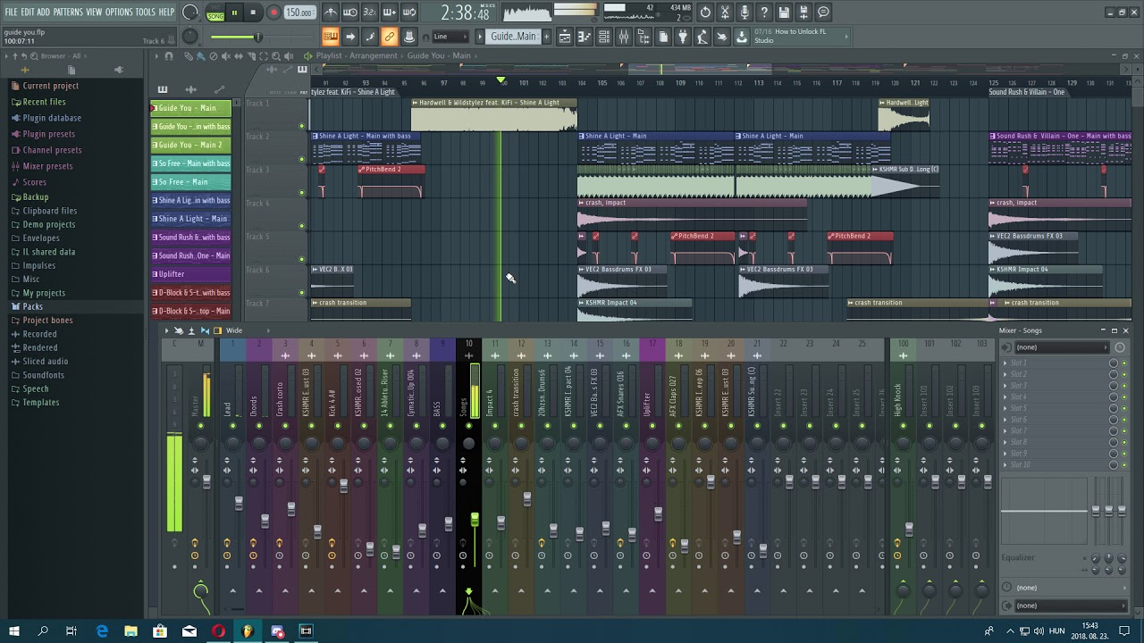 FREE Hardstyle remakes  Fl Studio 20 project file. (All ...