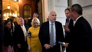Obamacare repeal fails in Senate
