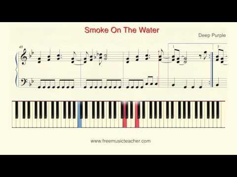 How To Play Piano: Deep Purple