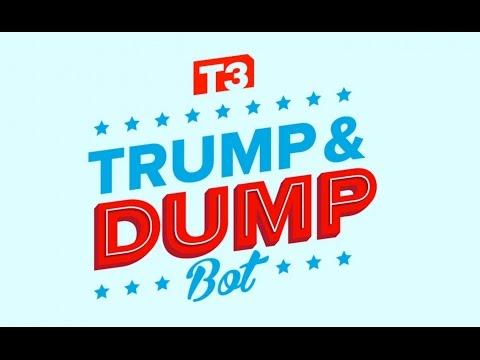Trump & Dump Bot | T3