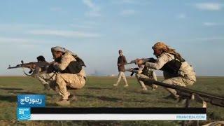 """""""الصناديد"""" جيش قبيلة شمر العربية يواجه تنظيم """"الدولة الإسلامية"""""""