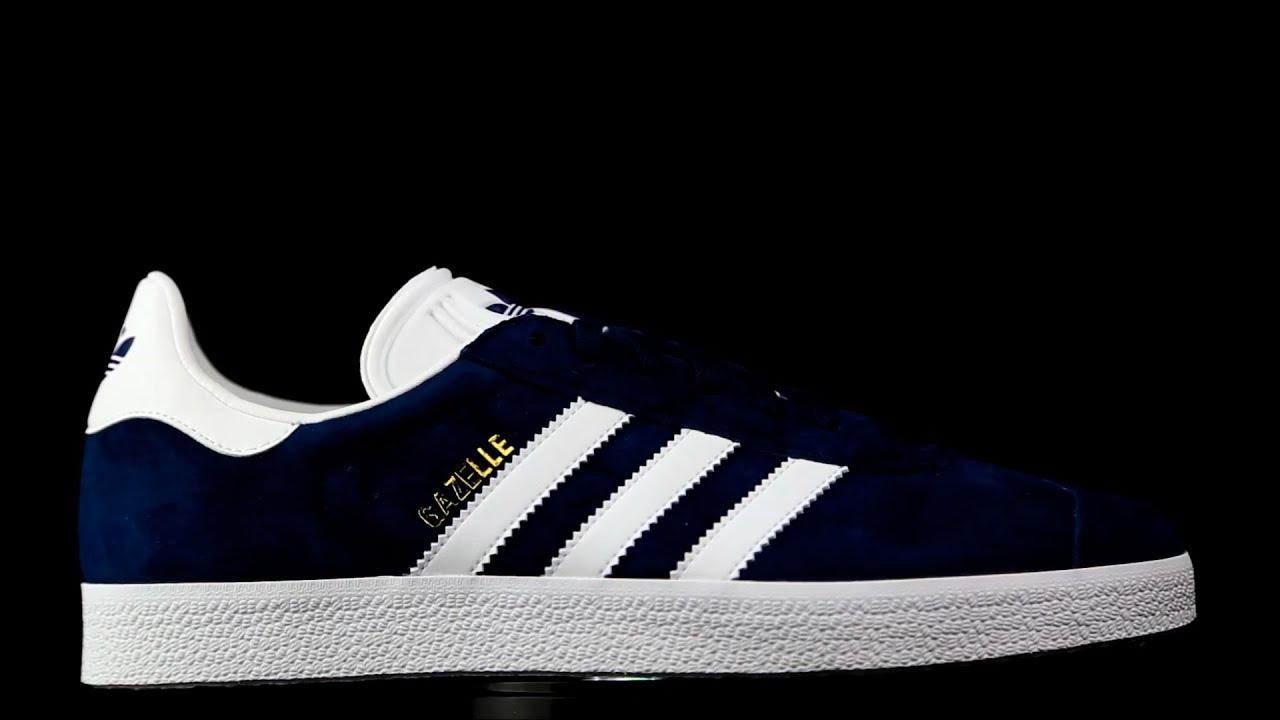 Adidas Originals Gazelle azul marino Gazelle marino Originals YouTube e4ae1b8 - hvorvikankobe.website